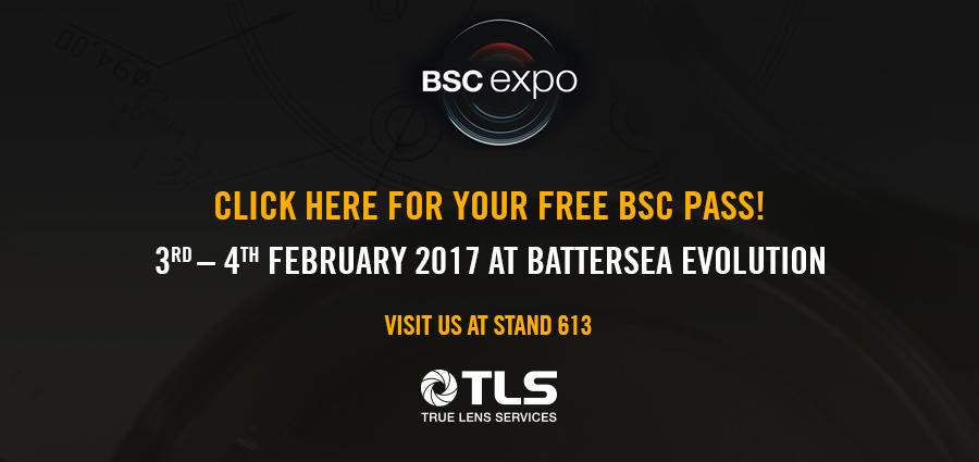 Register for your free BSC pass