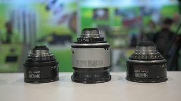 Series of TLS lenses