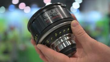 TLS Leica Noctilux lens