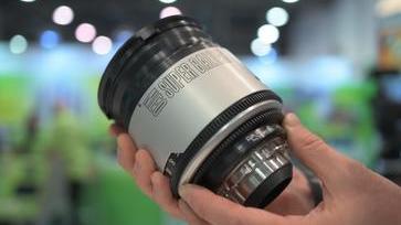 TLS Neo Super Baltar lens