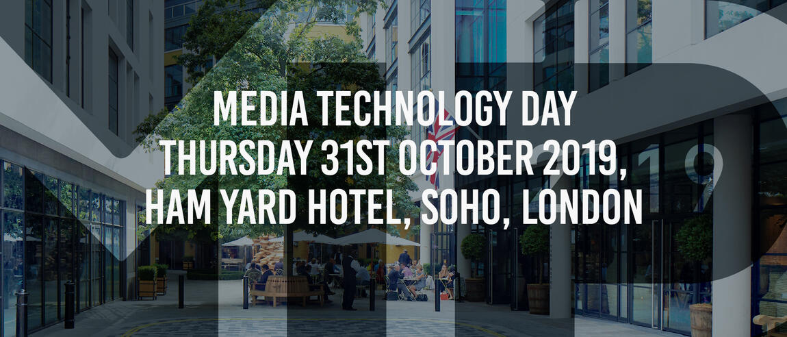 Media Tech Day 2019