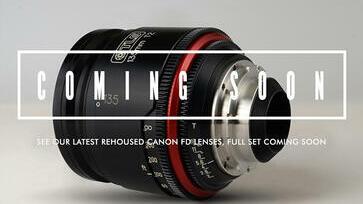 Canon FD coming soon