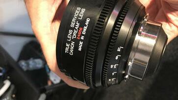 Canon 50 mm dream lens