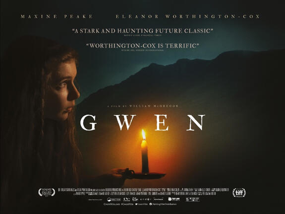 Poster for Gwen