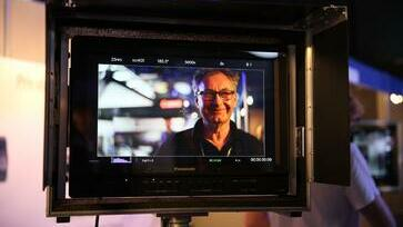 Colin from TLS at BSC Expo