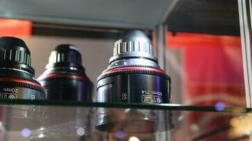 TLS Canon FD Lens at BSC Expo