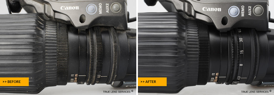 Lens Servicing & Repair | True Lens Services repair, service and