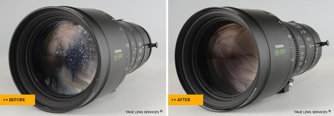 Fujinon Cabrio 19-90mm lens