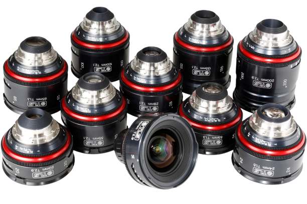 Cooke Speed Panchro 75mm lens