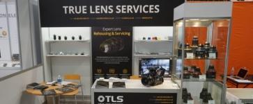 TLS booth at NAB 2017