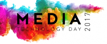 Graphic of the Media Technology Day