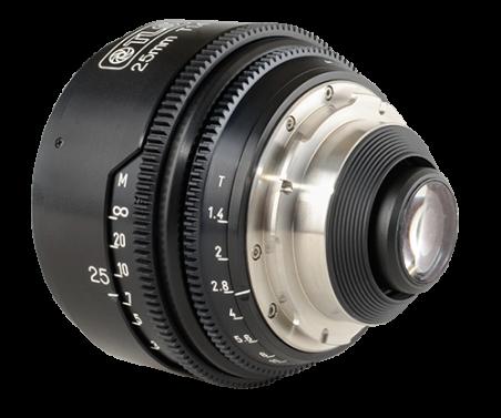 Zeiss B Speed 25mm - 2