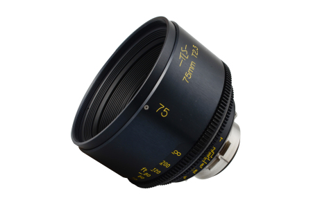 75mm/T2.3 Cooke Speed Panchro Rehoused