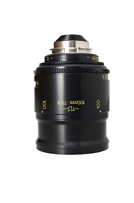 100mm/T2.8 Cooke Speed Panchro Rehoused