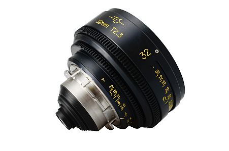 32mm/T2.3 Cooke Speed Panchro Rehoused