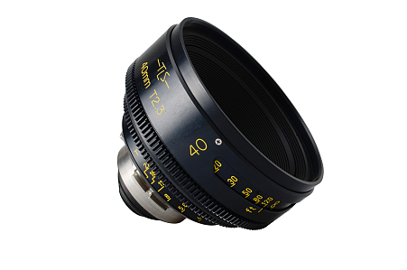 40mm/T2.3 Cooke Speed Panchro Rehoused